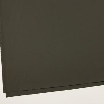 コットン×無地(ダークカーキ)×サージ_全3色 サムネイル2