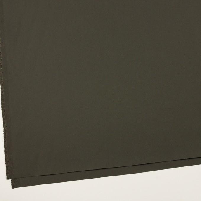 コットン×無地(ダークカーキ)×サージ_全3色 イメージ2