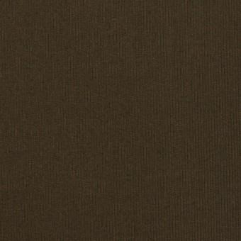 コットン×無地(ダークカーキブラウン)×グログラン サムネイル1