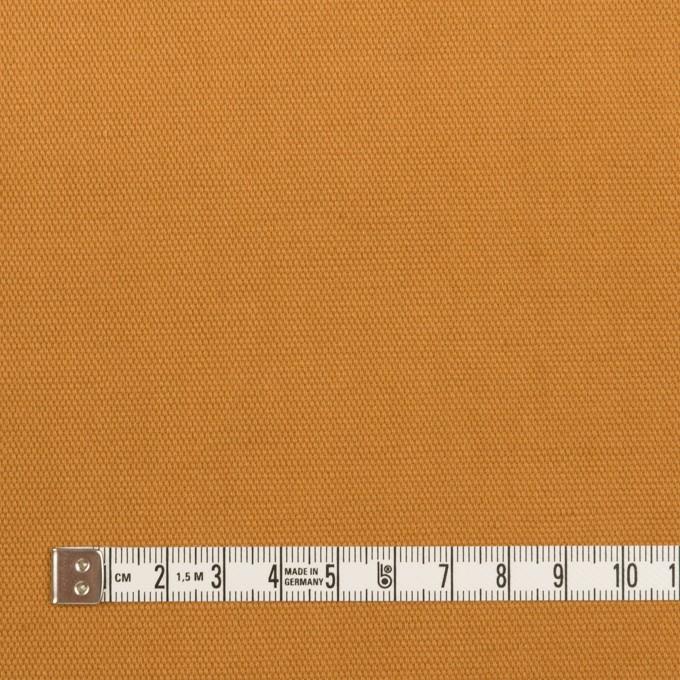 コットン×無地(パンプキン)×斜子織_イタリア製 イメージ4