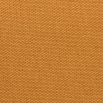 コットン×無地(パンプキン)×斜子織_イタリア製