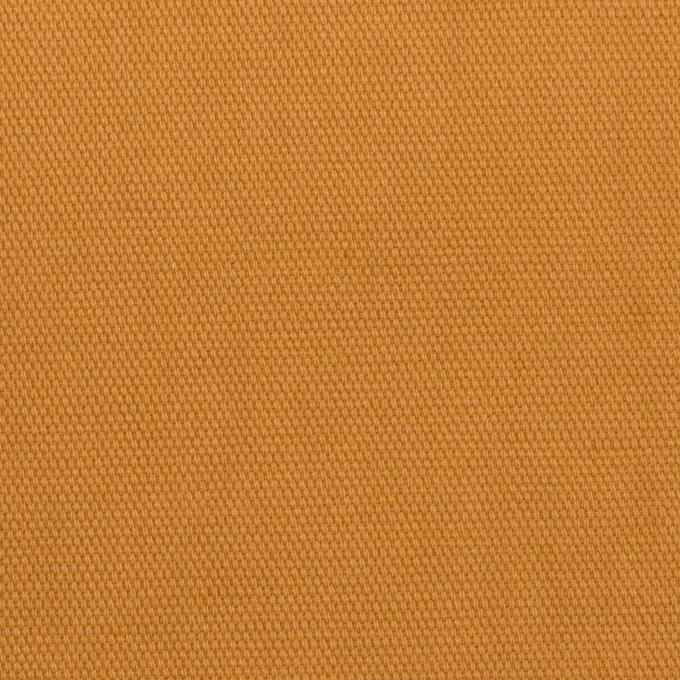 コットン×無地(パンプキン)×斜子織_イタリア製 イメージ1