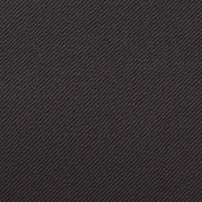 コットン×無地(チャコール)×チノクロス イメージ1