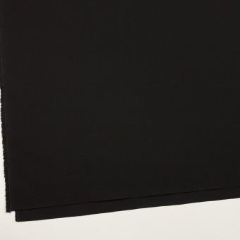 コットン×無地(ブラック)×リップストップ サムネイル2
