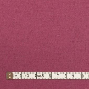 ウール×無地(ローズ)×圧縮ニット サムネイル4