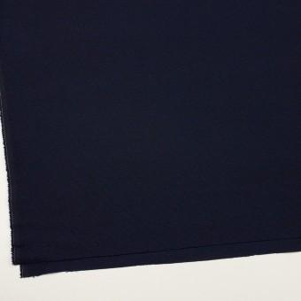 コットン&ポリエステル×ミックス(マリンブルー&ダークネイビー)×かわり織 サムネイル2