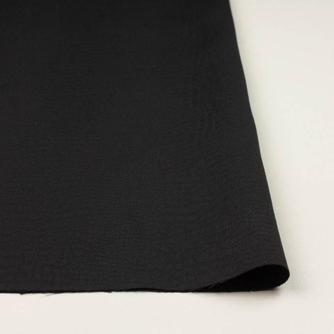 ポリエステル×クロコ(ブラック)×フクレジャガード イメージ3