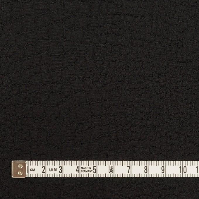 ポリエステル×クロコ(ブラック)×フクレジャガード イメージ4