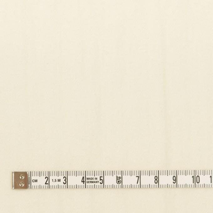 ウール×無地(エクリュ)×サージ イメージ4