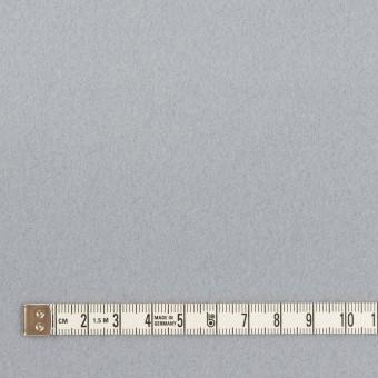 ウール×無地(ペールブルー)×フラノ(フランネル) サムネイル4