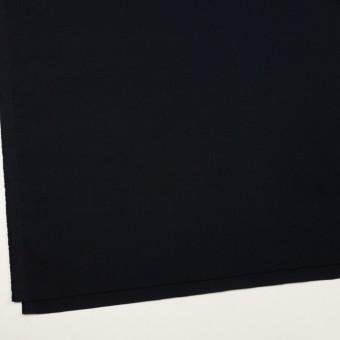 コットン&ポリウレタン×無地(ダークネイビー)×ビエラストレッチ サムネイル2