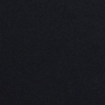 コットン&ポリウレタン×無地(ダークネイビー)×ビエラストレッチ