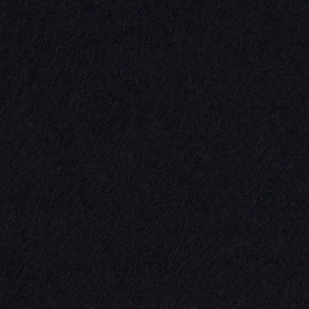 コットン&ポリウレタン×無地(ダークネイビー)×フランネル・ストレッチ