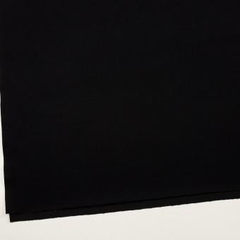 コットン&ポリウレタン×無地(ブラック)×ビエラストレッチ サムネイル2