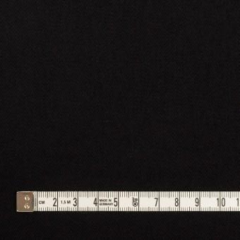 コットン&ポリウレタン×無地(ブラック)×ビエラストレッチ サムネイル4