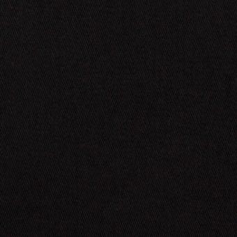 コットン&ポリウレタン×無地(ブラック)×ビエラストレッチ サムネイル1