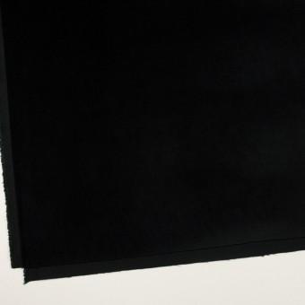 コットン&ポリウレタン×無地(ブルーブラック)×ベッチンストレッチ サムネイル2