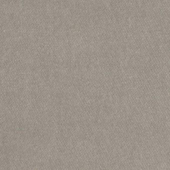 コットン&ポリウレタン×無地(ストーングレー)×ベルベット・ストレッチ