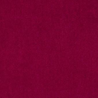 コットン&ポリウレタン×無地(チェリーピンク)×ベッチン・ストレッチ