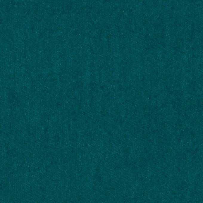 コットン×無地(エメラルドブルー)×ベッチン イメージ1