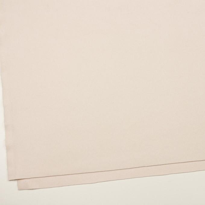 ウール&アンゴラ×無地(ミルキーピンク)×フラノ(フランネル) イメージ2