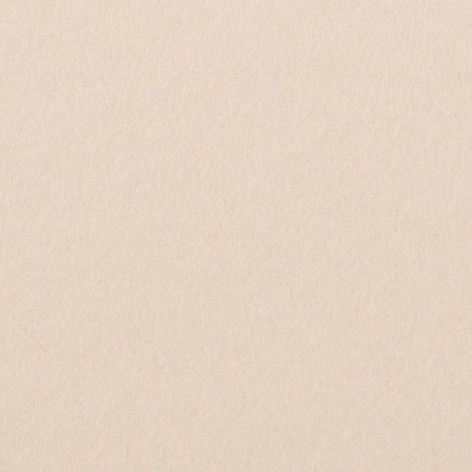 ウール&アンゴラ×無地(ミルキーピンク)×フラノ(フランネル) イメージ1