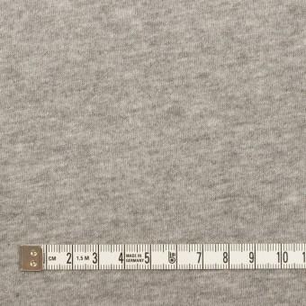 コットン&ウール混×無地(グレー)×Wニット サムネイル6