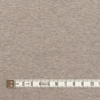 コットン×無地(オートミール)×フライスニット_全3色 サムネイル4