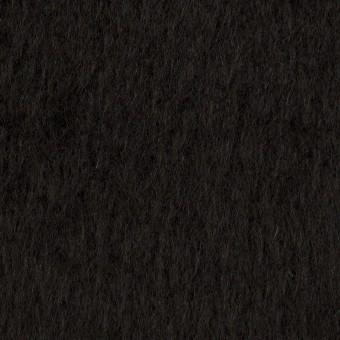 ポリエステル&アクリル混×無地(ブラック)×フリースニット_全3色_イタリア製 サムネイル1