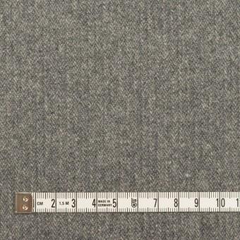 コットン×無地(グレー)×ヘリンボーン サムネイル4
