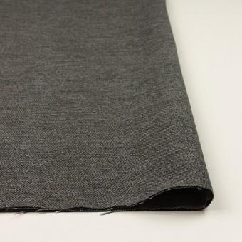 コットン&ウール混×無地(グレー)×かわり織&ヘリンボーン_全2色 サムネイル3