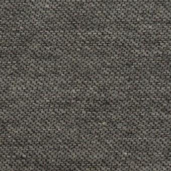 コットン&ウール混×無地(グレー)×かわり織&ヘリンボーン_全2色 サムネイル1