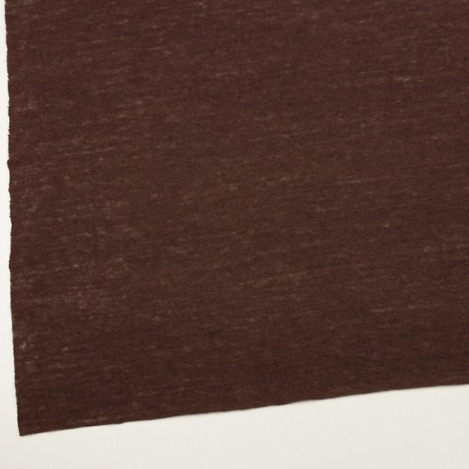モダール&ウール×無地(ココア)×天竺ニット_全2色 イメージ2