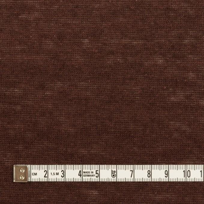 モダール&ウール×無地(ココア)×天竺ニット_全2色 イメージ4
