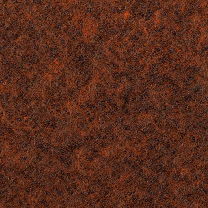 ウール×無地(レンガ)×二重織 イメージ1