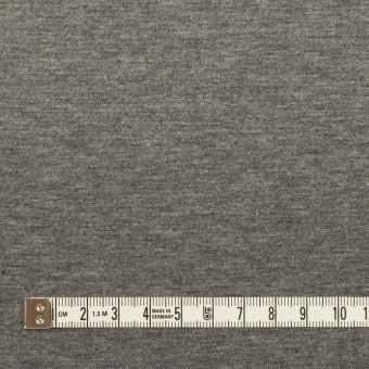 コットン&テンセル×ミックス(グレー)×Wニット サムネイル6