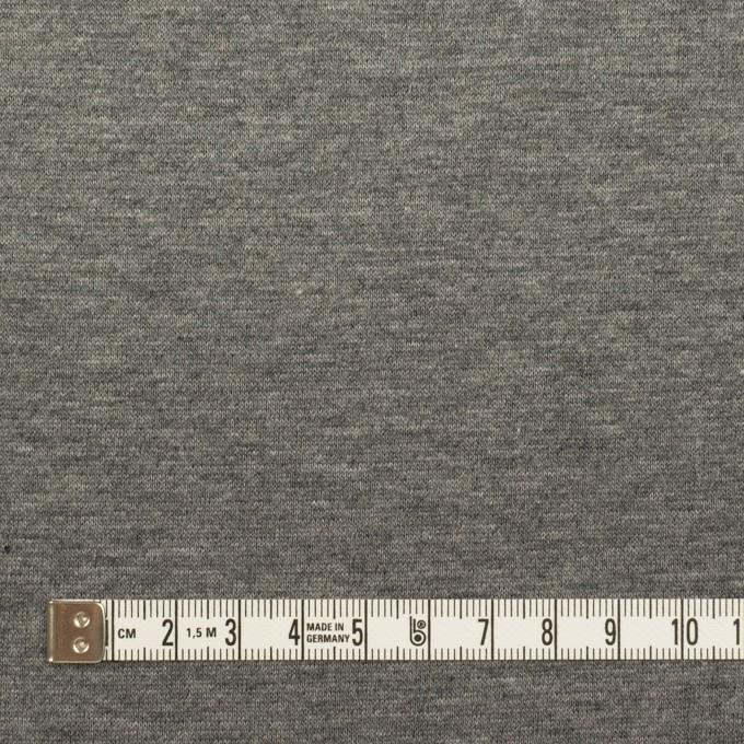 コットン&テンセル×ミックス(グレー)×Wニット イメージ6