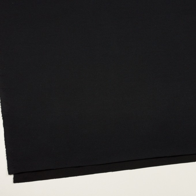 コットン&テンセル×ミックス(ブルーブラック)×Wニット イメージ2