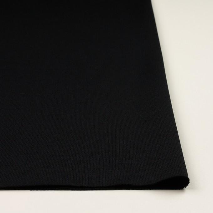 コットン&テンセル×ミックス(ブルーブラック)×Wニット イメージ3