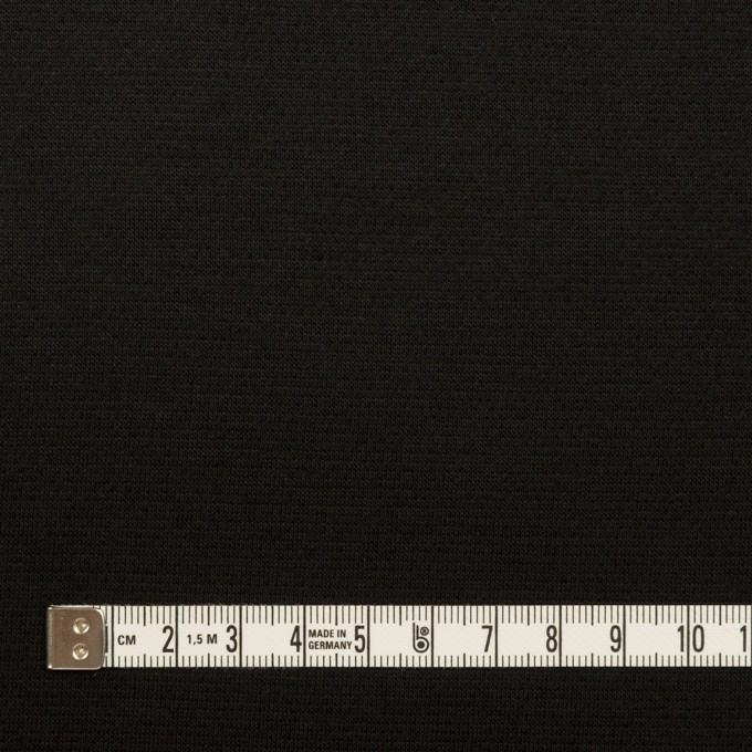 コットン&テンセル×ミックス(ブルーブラック)×Wニット イメージ6