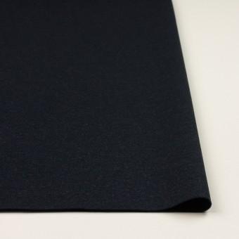 テンセル&ナイロン混×無地(ネイビー)×Wニット_全2色 サムネイル3