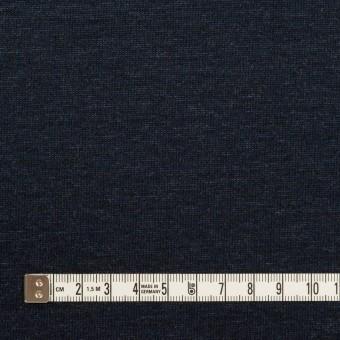 テンセル&ナイロン混×無地(ネイビー)×Wニット_全2色 サムネイル4