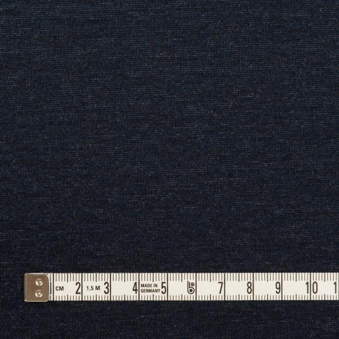 テンセル&ナイロン混×無地(ネイビー)×Wニット_全2色 イメージ4
