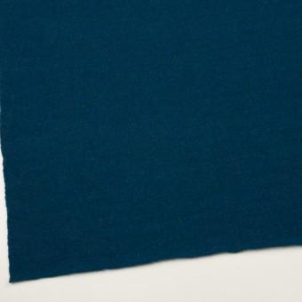ウール×無地(ターコイズブルー)×天竺ニット サムネイル2