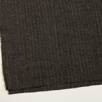ウール&コットン×ミックス(ベージュ&ブラック)×ヘリンボーン サムネイル2