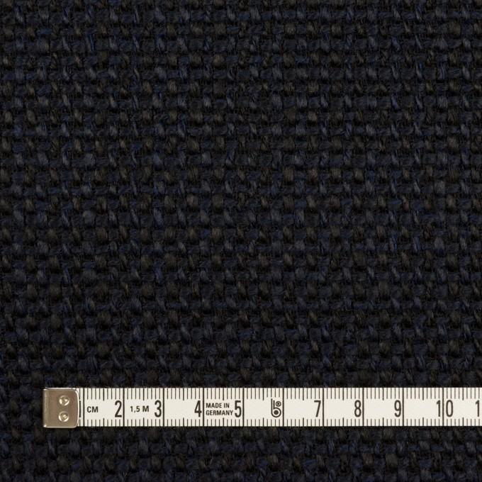 コットン&レーヨン混×ミックス(ネイビー)×ファンシーツイード_全2色 イメージ4