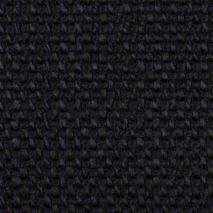 コットン&レーヨン混×ミックス(ネイビー)×ファンシーツイード_全2色 イメージ1