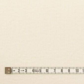 ウール×無地(エクリュ)×かわり織(圧縮加工) サムネイル4