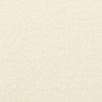 ウール×無地(エクリュ)×かわり織(圧縮加工)