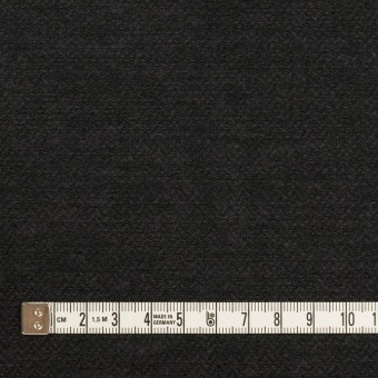 コットン×無地(チャコール)×ヘリンボーン サムネイル4
